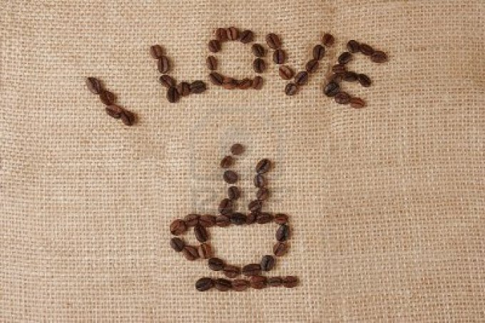 2406535-i-love-coffee-cup-on-a-burlap-background