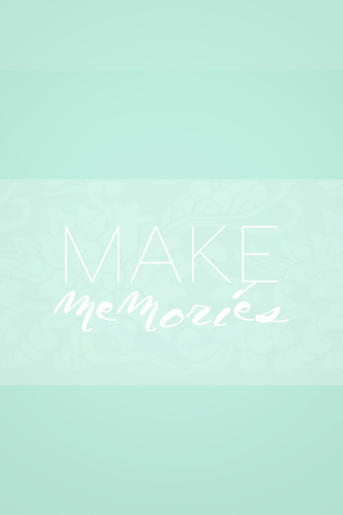 make memories edit
